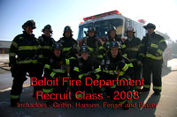 Rookie's - BFD January 2008