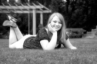 Proofs Alyssa Senior Portraits - Janesville Craig Class of 2012