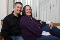 Scot and Karrie - January 2009