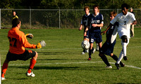 Beloit College Vs Lawrence College - Soccer. October 2005