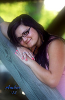 Proofs Amber Senior Portraits - Orfordville Parkview 2013