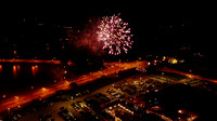 Drone Photos of Homecoming by Seth Bennington