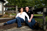 Ashley and Drew - November 2009