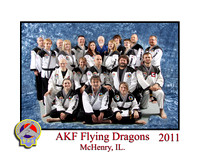 AKF Flying Dragons - McHenry, IL 2011