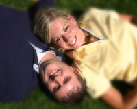 Rachael and Jacob August 2007