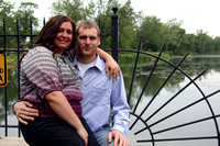 Amanda and Greg - June 2009